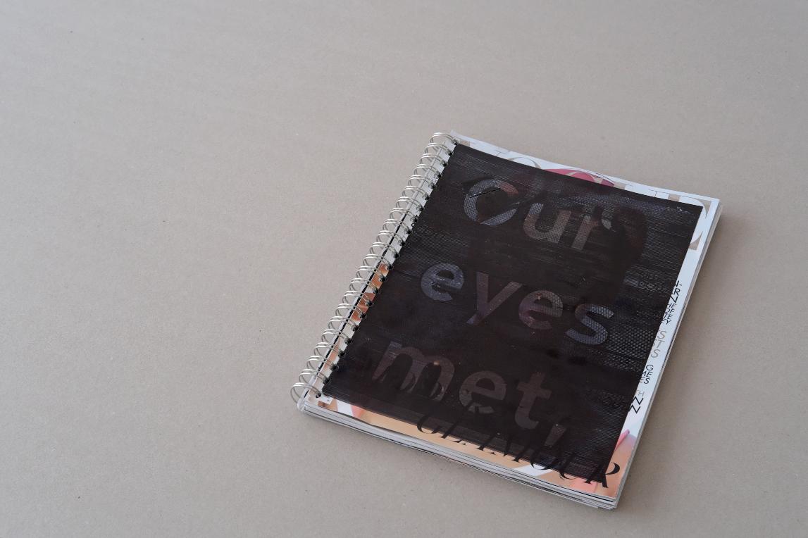 01 our eyes met, I felt sick.