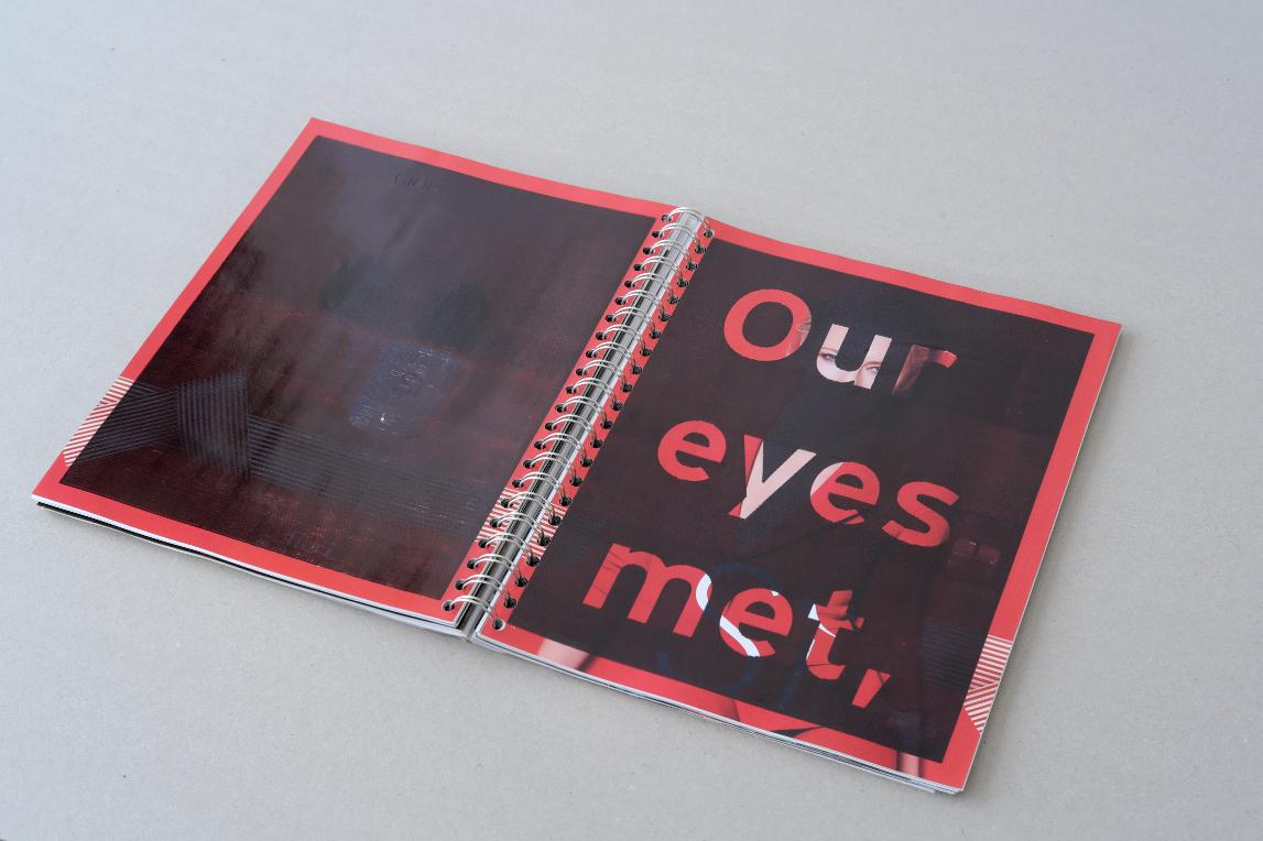 05 our eyes met, I felt sick.